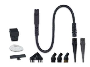 Set accesorii pentru aspirator si statie cu abur Poseidon Plus (9 buc.)