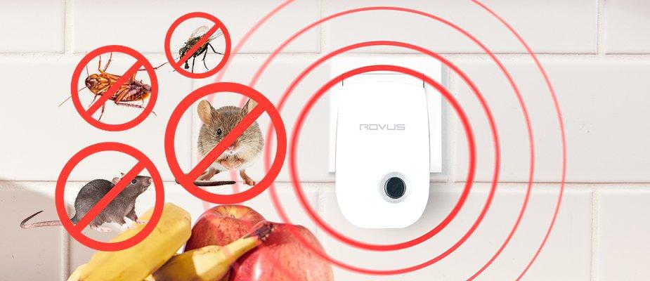 Dispozitiv impotriva daunatorilor Pest Repeller