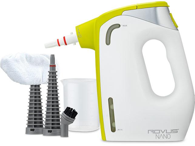 Steamer portativ Rovus Nano